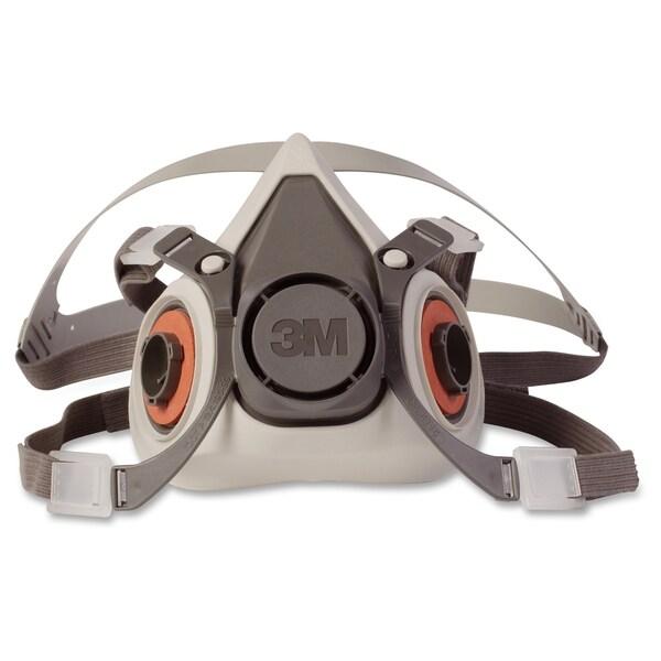 3M 6100 Half Facepiece Reusable Respirator - 1/EA