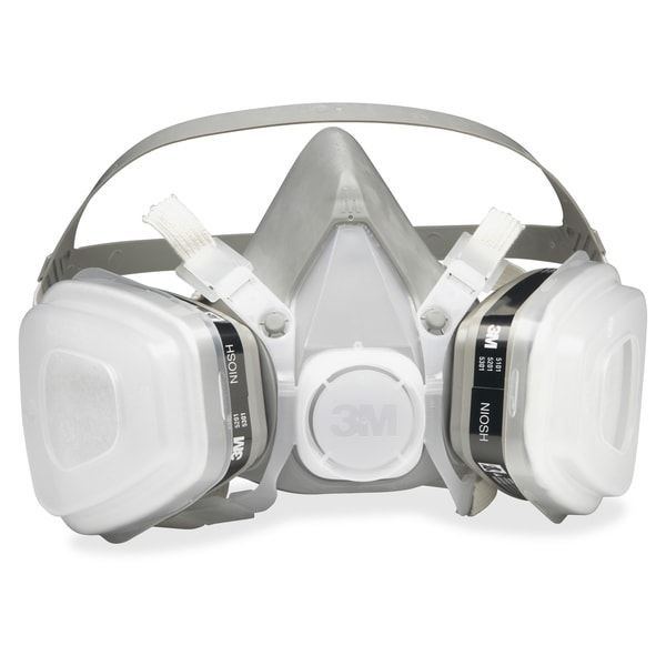 3M Dual Cartridge Respirator - 1/EA