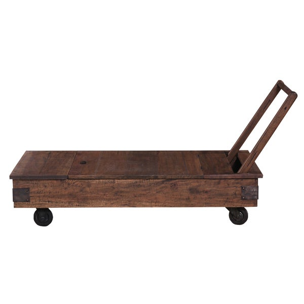 Somette Hand-crafted Potters Cart