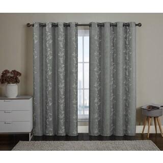 VCNY Edora Grommet-Top Curtain Panel