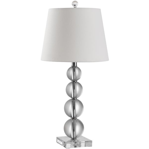 Safavieh Millie Crystal Clear Ball Table Lamp