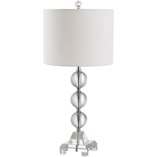 Safavieh Fiona Crystal Clear Table Lamp
