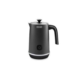 De'Longhi EMF1BK Black Automatic Metal Milk Frother