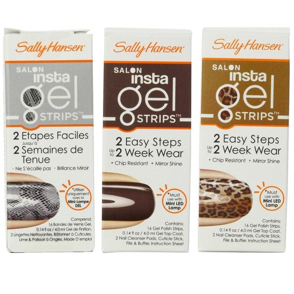 Sally Hansen Salon Insta-Gel Strips Kit