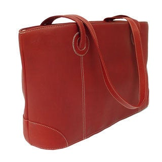 Piel Leather Shopping Tote