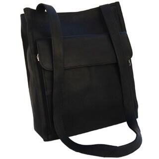 Piel Leather Shoulder Tote Oraganizer