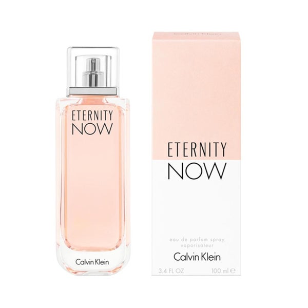Calvin Klein Eternity Now Women's 3.4-ounce Eau de Parfum Spray