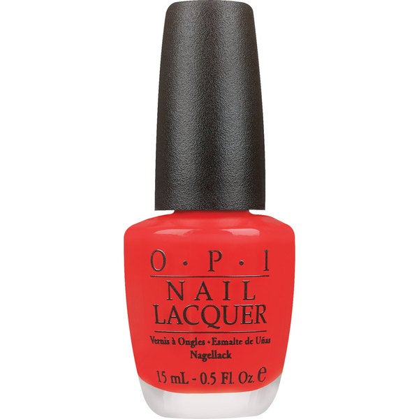 OPI Tasmanian Devil Made Me Do It Nail Polish