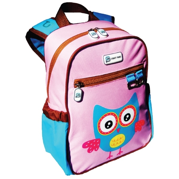 Sydney Paige Buy One, Give One Owl Toddler Backpack