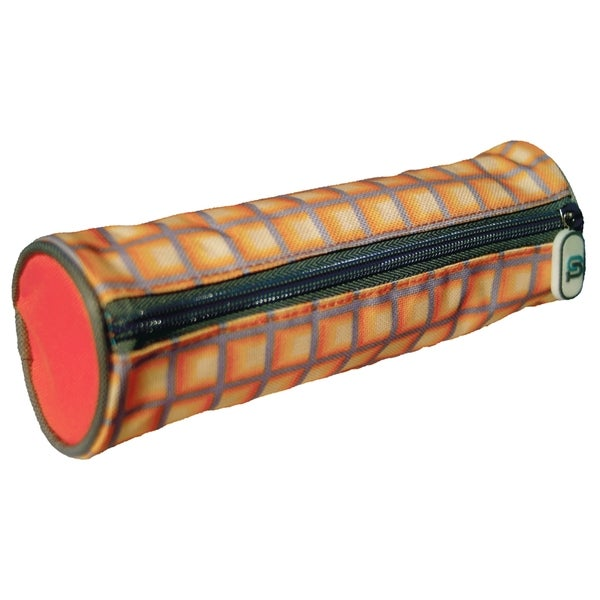 Sydney Paige Buy One, Give One Orange Tunnels Pencil Case