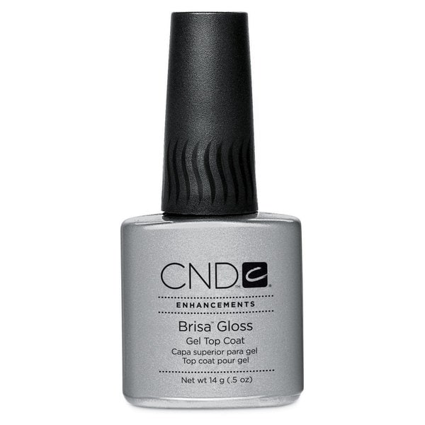 CND Brisa Gloss Gel Top Coat Nail Polish