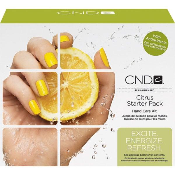 CND Citrus Starter Pack