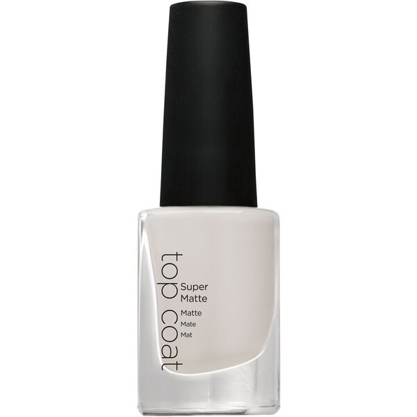 CND Super Matte Top Coat Nail Polish