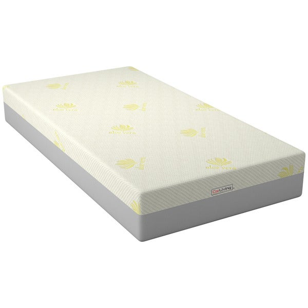 Sleep Collection 10-inch Twin-size Memory Foam Mattress