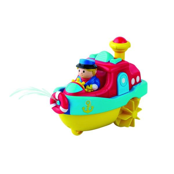 Children's Bathtub Steamboat Transport Toy