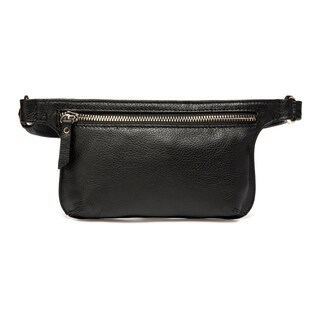 Vicenzo Leather Arlette Leather Waist Bag / Belt Bag