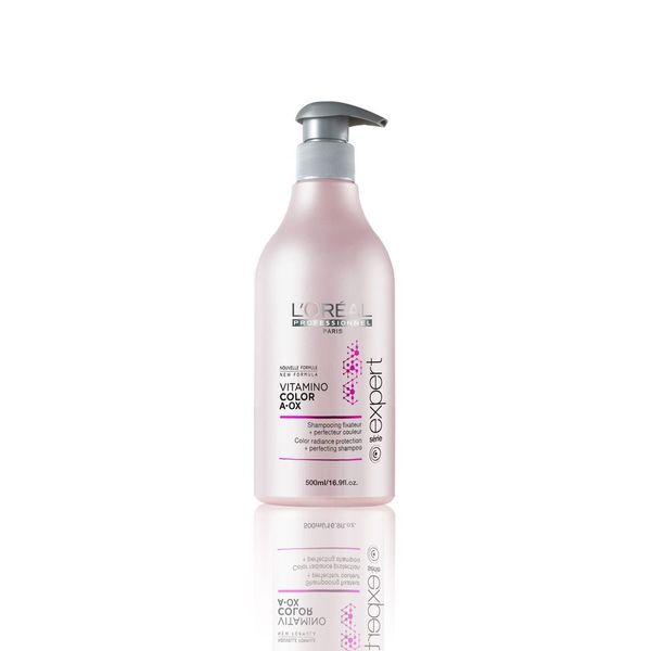 L'Oreal Professionnel Srie Expert Vitamino Color A-OX 16.9-oounce Shampoo