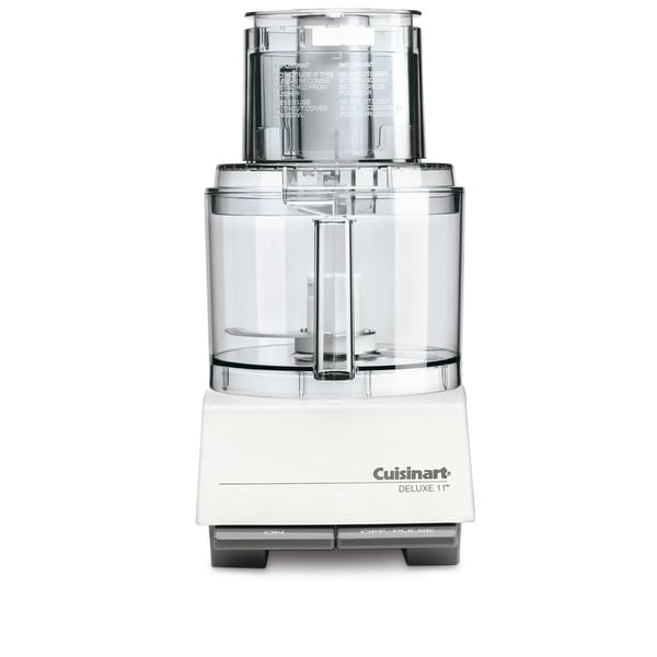 Cuisinart FP-11 White 11-cup Elite Collection Food Processor