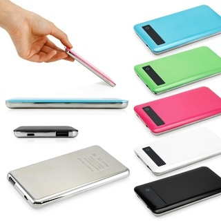 Gearonic 5000mah External Portable Battery Power Bank USB Charger
