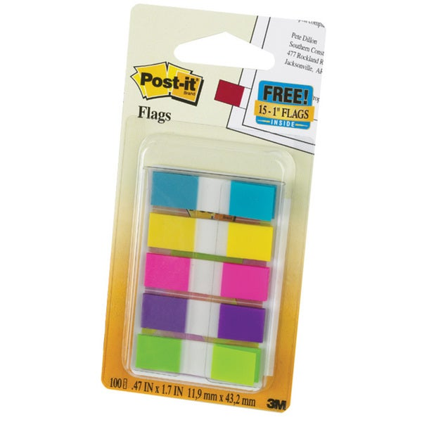 Post-it Durable Index Tab - 1/PK