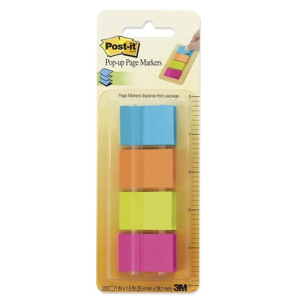 Post-it Pop-up Page Markers - 1/PK