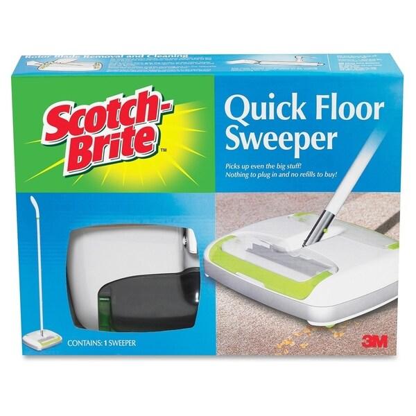 Scotch-Brite Quick Floor Sweeper - 1/EA