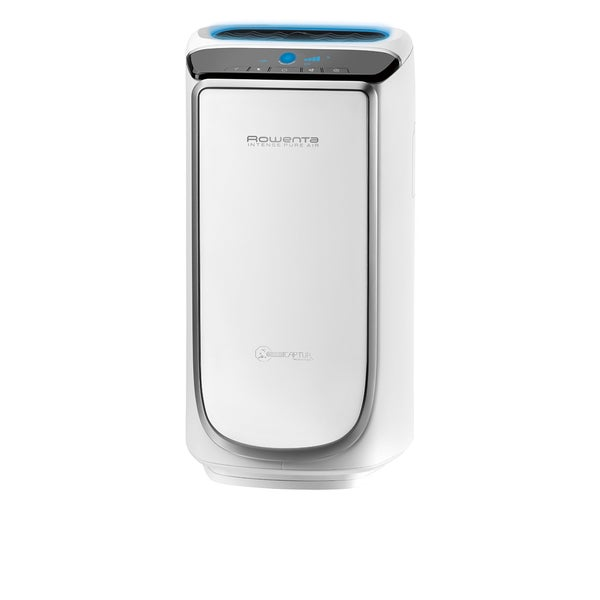 Rowenta PU4020 White Intense Pure Air HEPA Filter Air Purifier + Pollution Sensors and (4) Filters 16854985