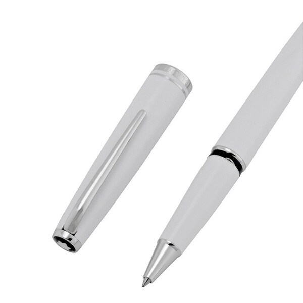 Montblanc Cruise Collection White Rollerball Pen