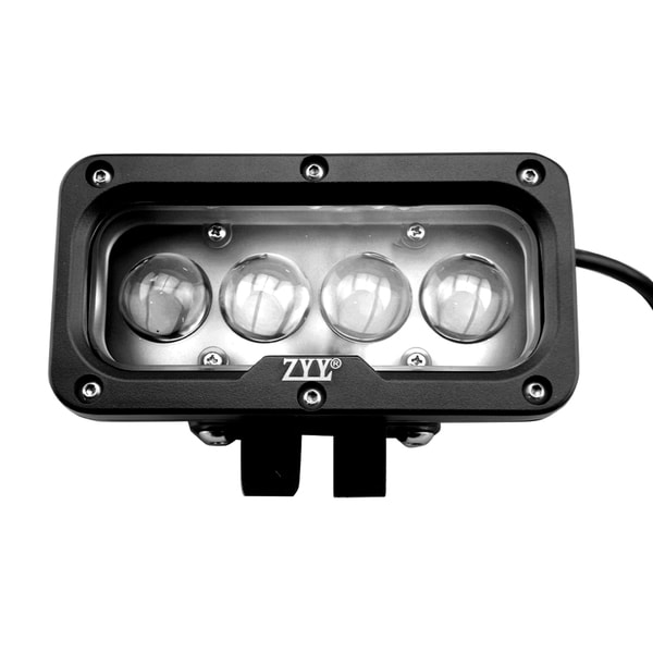 40W 6.5-inch Cree LED Work Lights