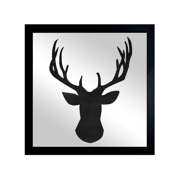 'Deer Me' Mirror