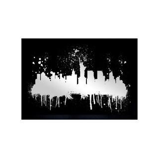 Oliver Gal 'New York Skyline 2' Mirror