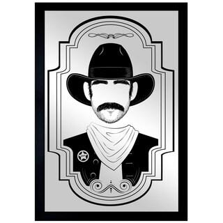 Oliver Gal 'Cowboy' Mirror