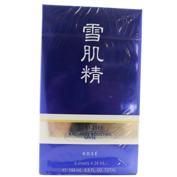 Kose Sekkisei Essence Radiance Boosting Mask (Pack of 6)