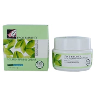 Face and Body Nourishing Firming Cream for Normal Skin