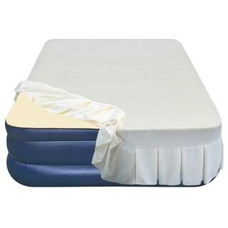 Airtek Keystone Series Full-size Premium Airbed with Skirted Sheet