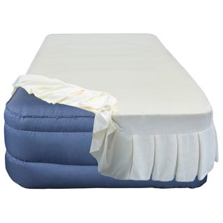 Altimair Lustrous Series Twin-size Premium Airbed with Skirted Sheet
