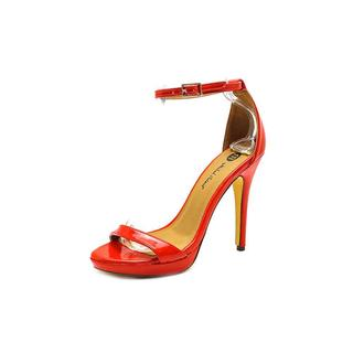 Michael Antonio Women's 'Lovina' Patent Sandals