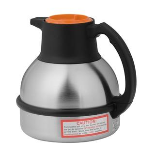 BUNN 36252 Black/Orange 64-ounce Thermal Carafe