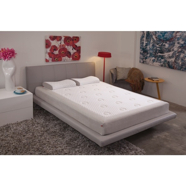 Danican Cool Pointe 8-inch Twin-size Gel Memory Foam Mattress