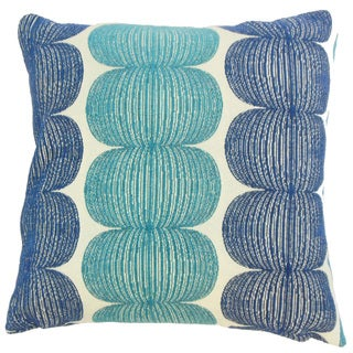 Abarne Graphic 18-inch or 20-inch Throw Feather and Down Filled Throw Pillow