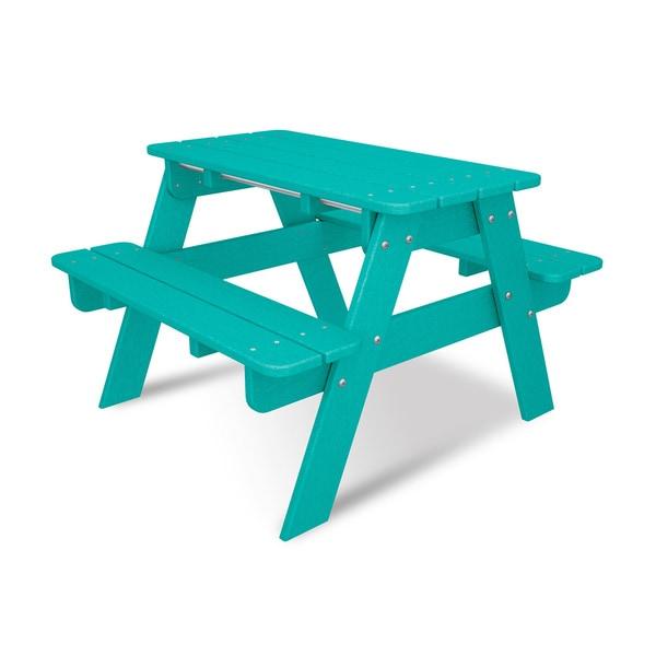 Polywood Kids Picnic Table