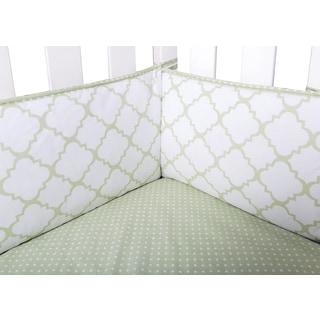 Trend Lab Sea Foam Crib Bumpers