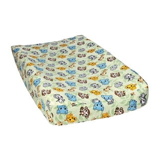 Trend Lab Chibi Zoo Changing Pad Cover