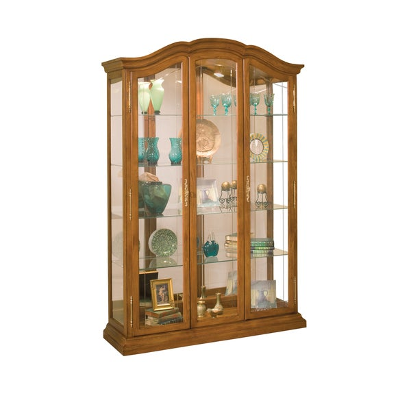 Philip Reinisch Co. Lighthouse La Grange Curio Cabinet