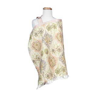 Trend Lab Waverly Rosewater Glam Nursing Cover