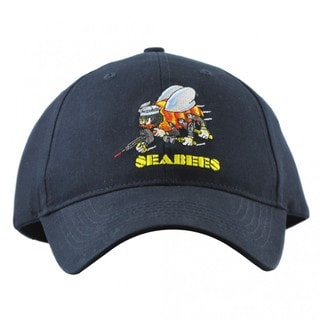 US Seabees Military Hat