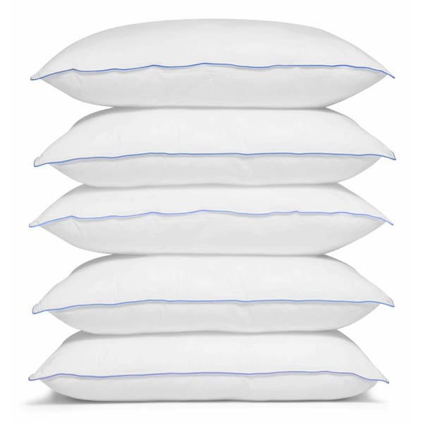Soft Essentials Premium Overfilled Down Fiber Pillow