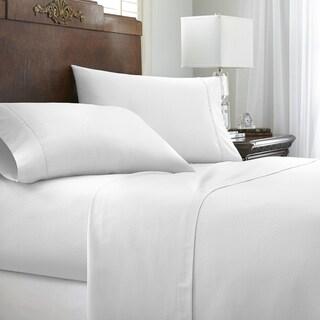Soft Essentials Premium Embossed Chevron Design 4-piece Bed Sheet Set