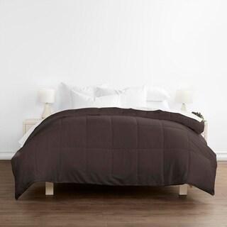 Soft Essentials Premium Ultra Plush Down Fiber Comforter