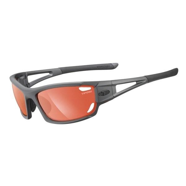 2016 Tifosi Dolomite 2.0 Matte Gunmetal Fototec Sunglasses